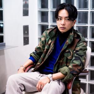 shima奈良裕也の髪型